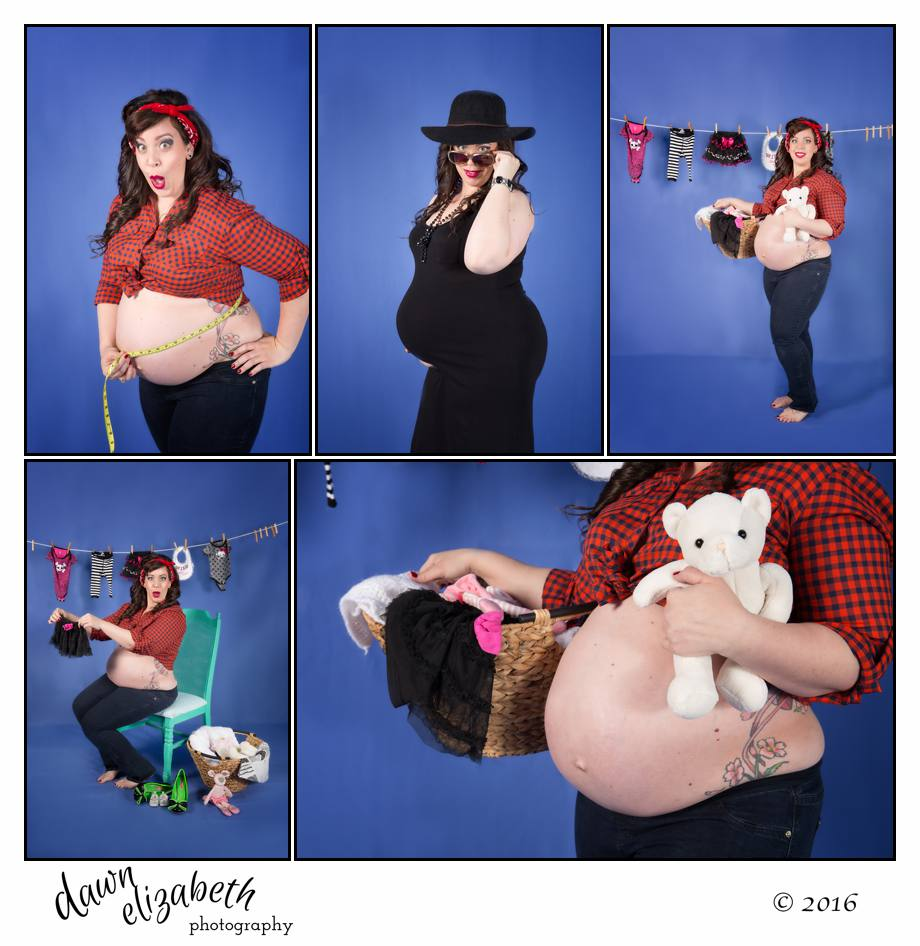 Maternity PinUp